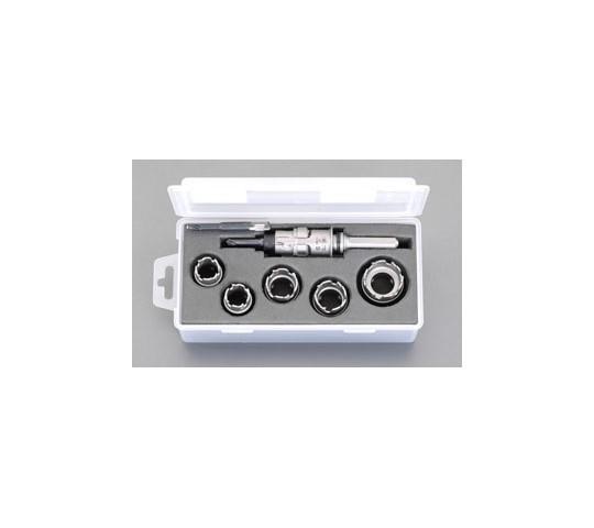 ホルソーセット 5本組超硬付 EA822A-201