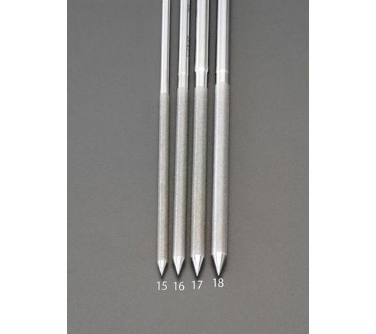 直径5.0×140mm,ダイヤモンドやすり(丸/#140) EA826VN-18