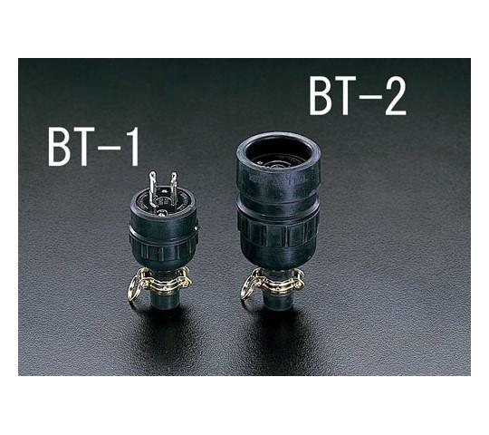 防水型コネクター(2P) AC125V/15A EA940BT-2