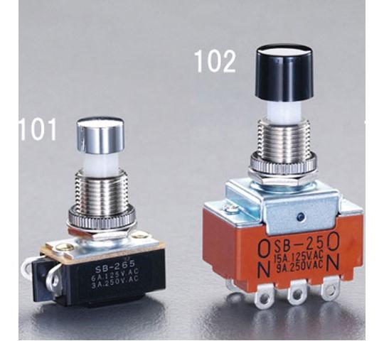 直径用押ボタンスイッチ(単極単投/小型)
