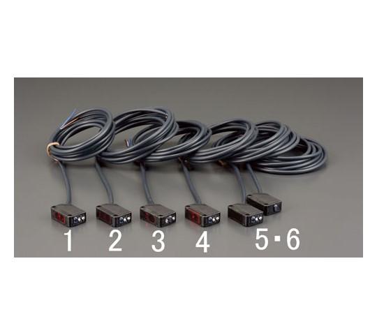 アンプ内蔵型光電センサー(距離設定型)