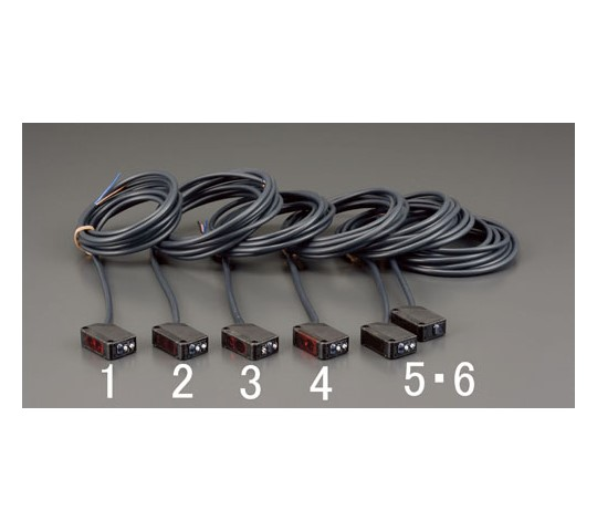 アンプ内蔵型光電センサー(距離設定型) EA940LM-3