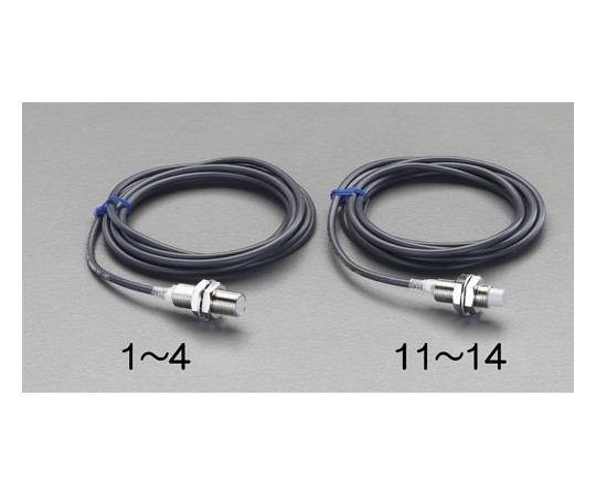 近接センサー(10mm・シールド) M30/直流2線