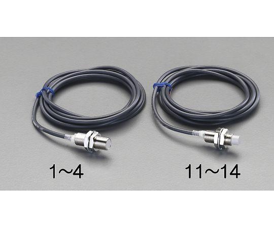近接センサー(8mm・非シールド) M12/直流2線