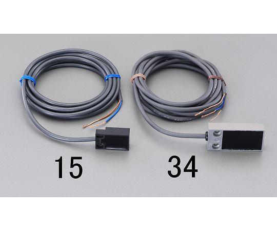 近接センサー(5mm・非シールド) フラット直流2線