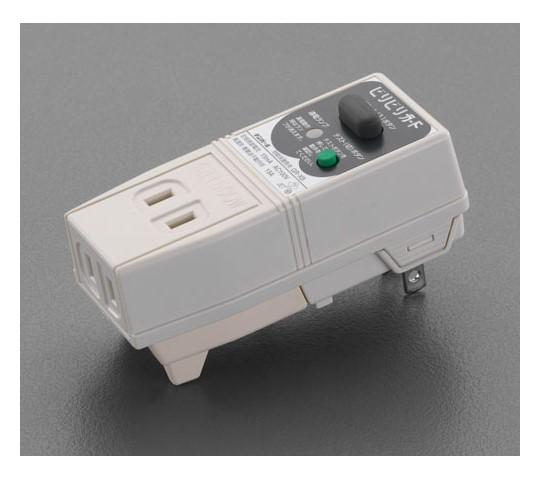 AC100V/15A漏電遮断コンセント EA940MF-1