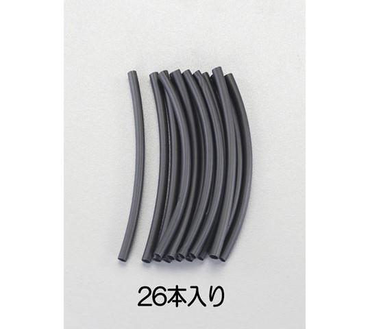 熱収縮チューブ(黒)