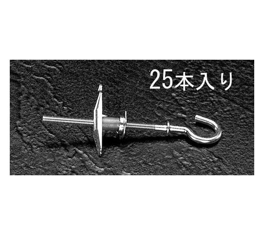 ボードアンカー フック付 M4/10-26mm 25本