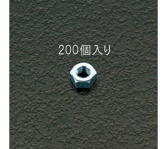 六角ナット ユニクロメッキ M3 200個