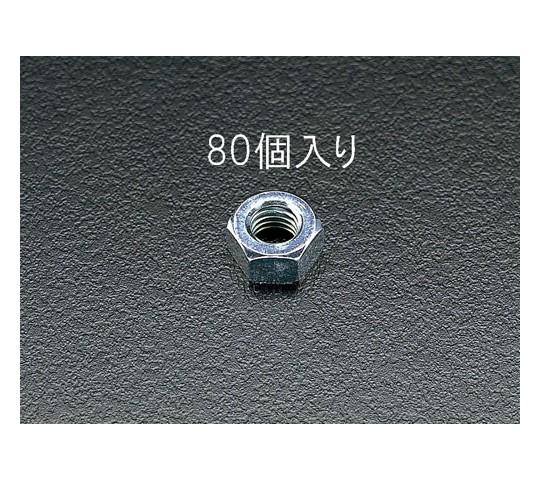 六角ナット ユニクロメッキ M5 80個