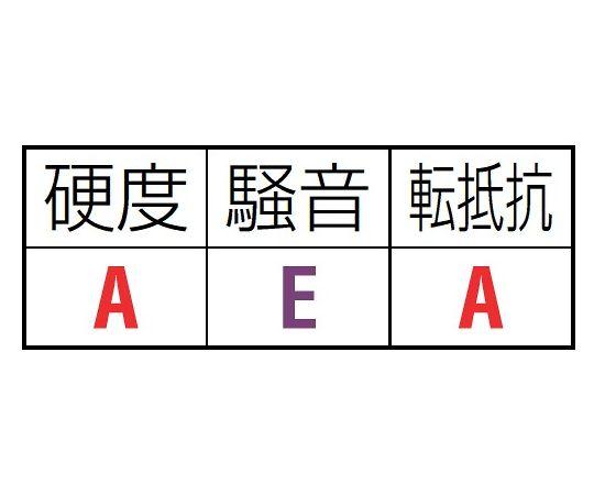 100×37mm車輪(ナイロン・Ballベアリング)