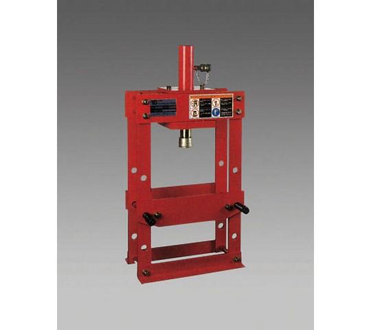 10ton門型油圧プレス(卓上型)