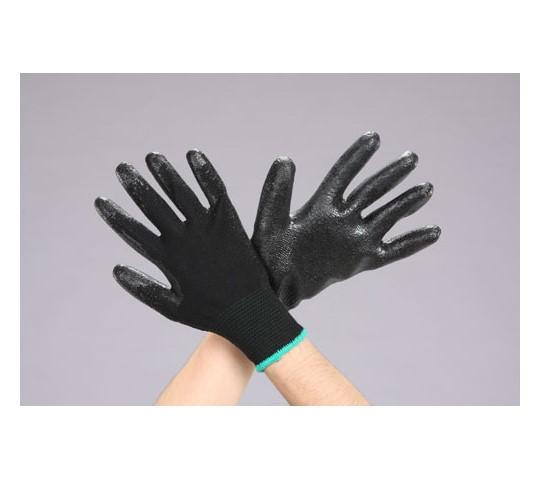 [取扱停止]手袋(ニトリルゴムコーティング) [L] EA354DC-6A