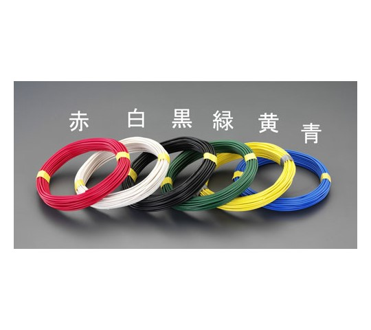 IV電線(単線/黄)