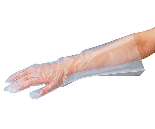 サニメントロング手袋 エンボス M 10枚入