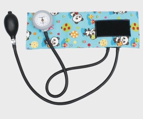 ギヤフリーアネロイド血圧計 小児用 ループ固定型