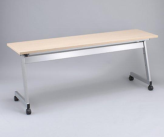 スタックテ-ブル レギュラ- 1800×450×700mm 木目
