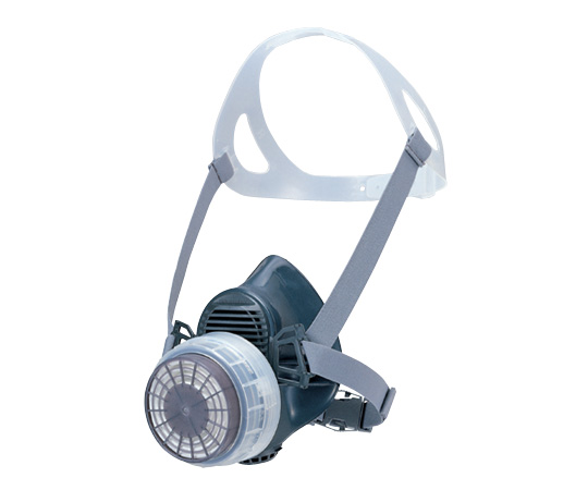 Gas Mask (For Low Concentration 0.1% Or Less) Size M GM70D