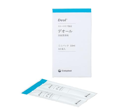 デオール(R)消臭潤滑剤 ミニパック 10mL