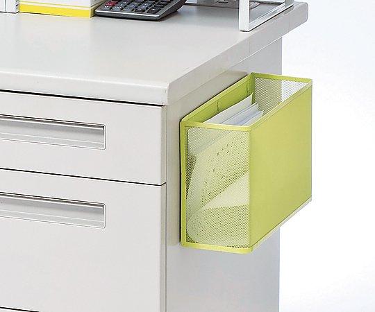 マグネットポケット A4横ワイド(黄緑) A7395-6
