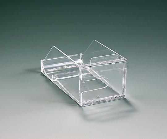 MDS調剤台[トレー] オープントレー 透明 98×195×80mm