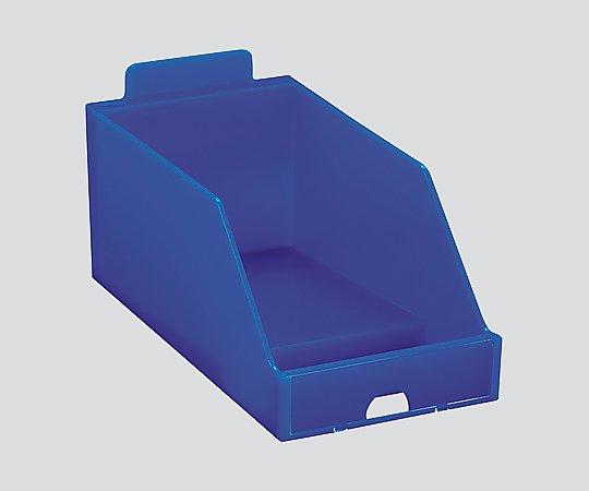 MDS調剤台[トレー] オープントレーL 青 98×195×130mm
