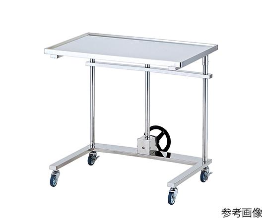 NVメーヨー型消毒盤台 (手動昇降式) NV-S900M