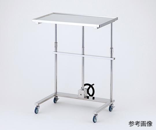 NVメーヨー型消毒盤台 (手動昇降式) NV-S1200M