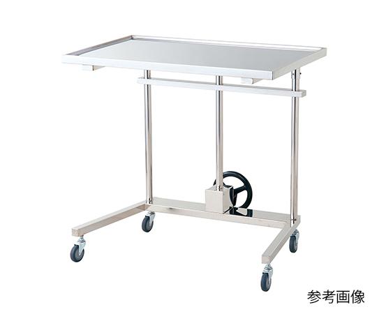 NVメーヨー型消毒盤台 (手動昇降式) NV-S900M-N