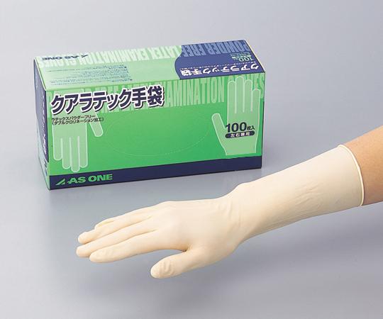 クアラテック手袋(DXパウダーフリー) M 1箱(100枚入)