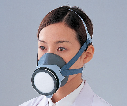 Gas Mask (For Low Concentration 0.1% Or Less) GM77(S) GM77