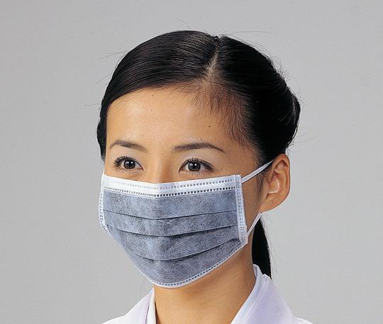 [受注停止]活性炭マスク 50枚入 丸ゴムタイプ
