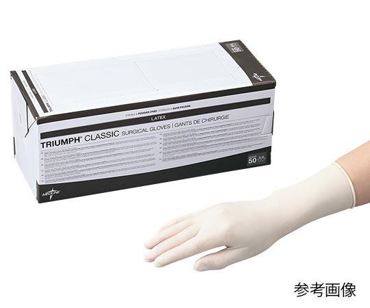手術用手袋(トライアンフ クラシック)