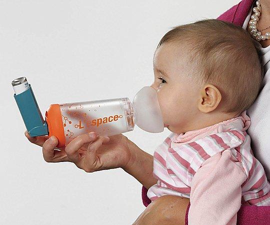 MDI用吸入補助器具 0~2歳対象