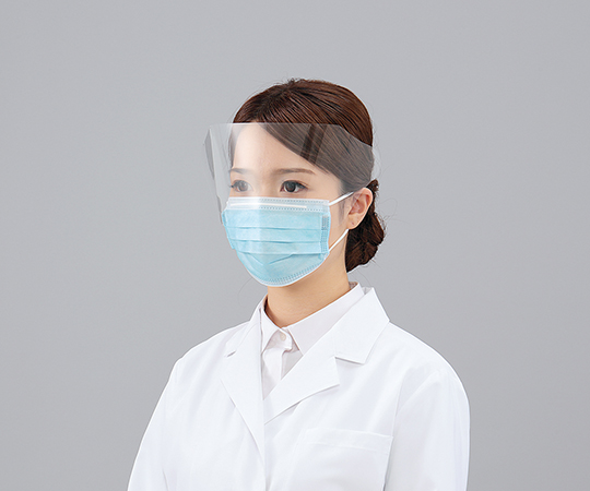 Comfort Face Mask (With Wide Shield) NV206