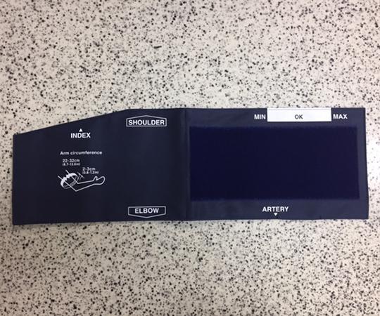 水銀イメージ血圧計DM-3000用腕帯 M A113490-1-D