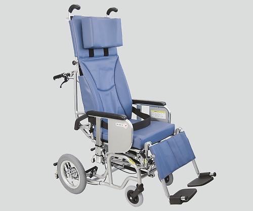 チルト&フルリクライニング車椅子(クリオネット)