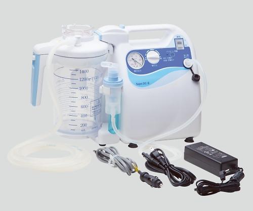 吸引・吸入両用器 セパDC-Ⅱ(3電源対応) 400×150×2700