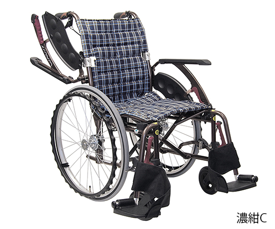 車椅子(アルミ製・ウェイビットプラス)