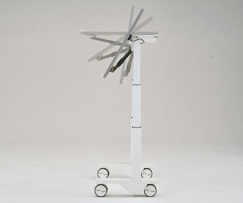 [取扱停止]電動昇降リハビリテーブル(車いす対応) 800×600×638~1288 ET-800R