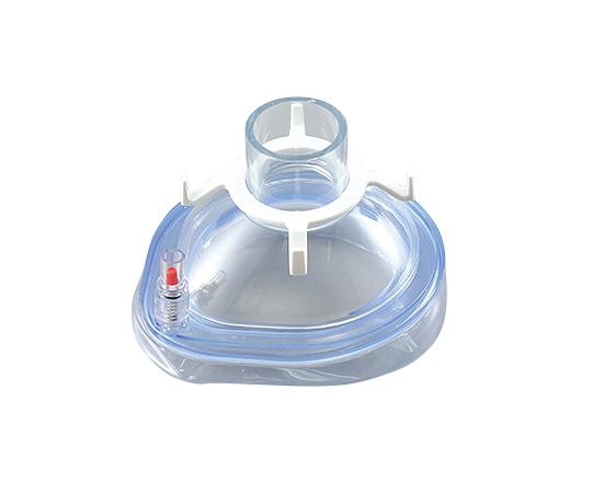 エアークッションフェイスマスク(麻酔用) KM204 小児用 白