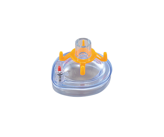 エアークッションフェイスマスク(麻酔用) KM206 新生児