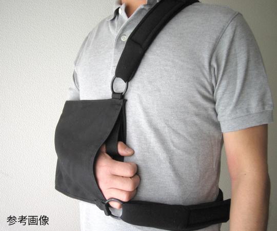 ベルト付つり包帯 男性Mサイズ相当 16-2-2(M)