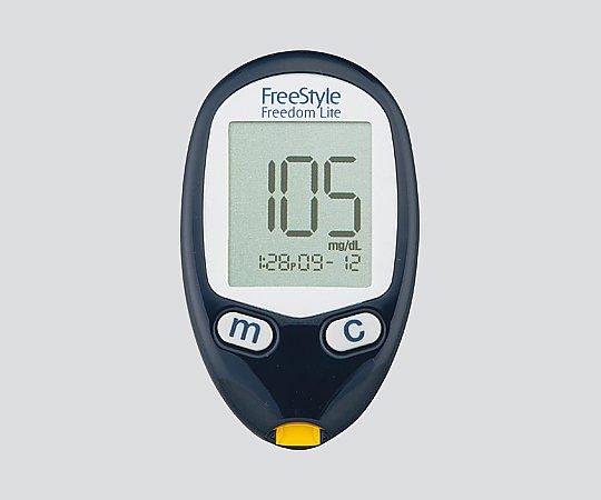 血糖測定器[ニプロフリースタイル] 11-778 本体セット