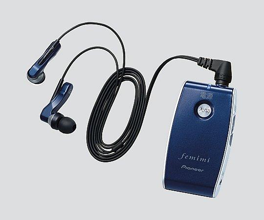ボイスモニタリングレシーバー フェミミ VMR-M700-L ブルー 8-9038-12