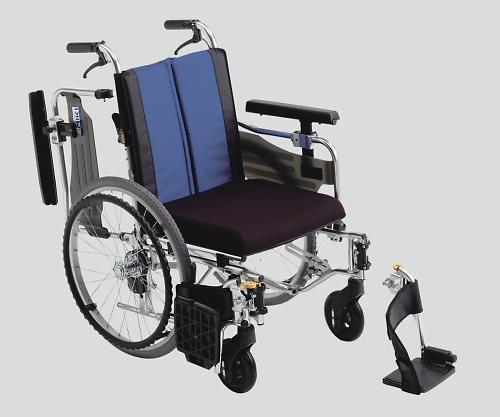 ウイングスイングアウト車椅子(アルミ製)