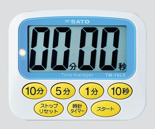 大型表示タイマー デカタイマー(R) TM-19LS