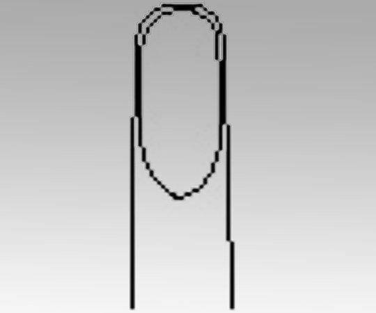 丸ノミ鉗子(リウェル) 直 185mm