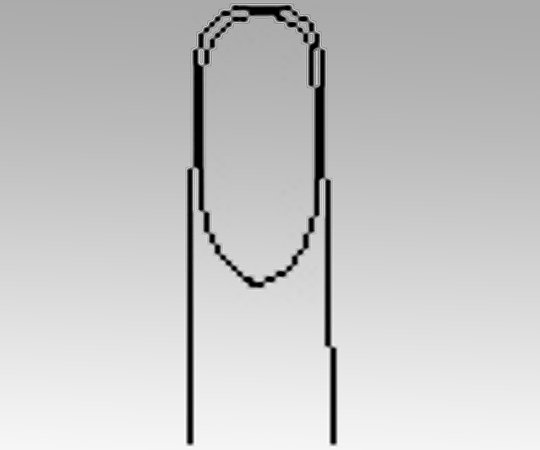 丸ノミ鉗子(リウェル) 直 185mm AN20S