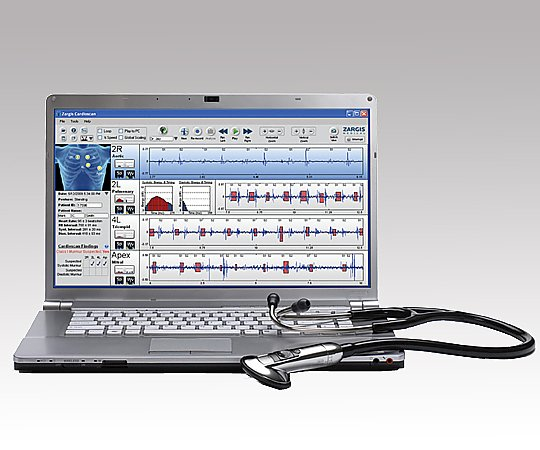 リットマン(TM)エレクトロニックステソスコープ[電子聴診器] 3200NB ネイビーブルー
